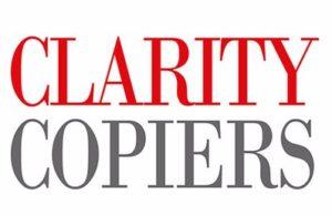 Clarity Copiers logo